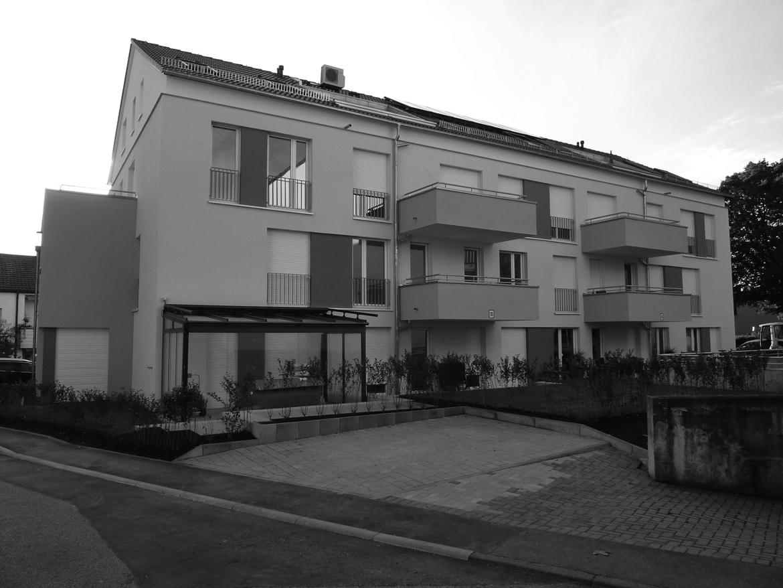 Aalstrasse Stuttgart-Mönchfeld - Wohnbau Neckar GmbH