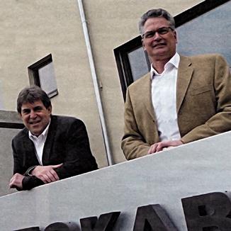 Helmut Siegloch und Klaus Klement